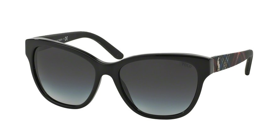 Polo 0PH4093 Black Sunglasses