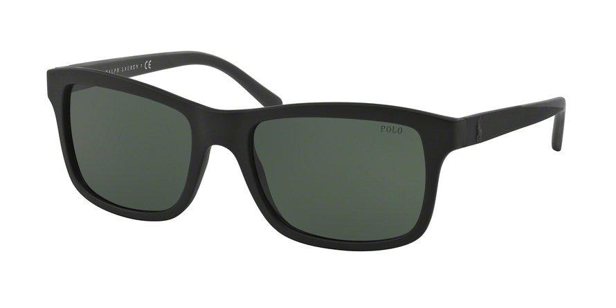 Polo 0PH4095 Black Sunglasses