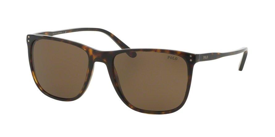 Polo 0PH4102 Havana Sunglasses