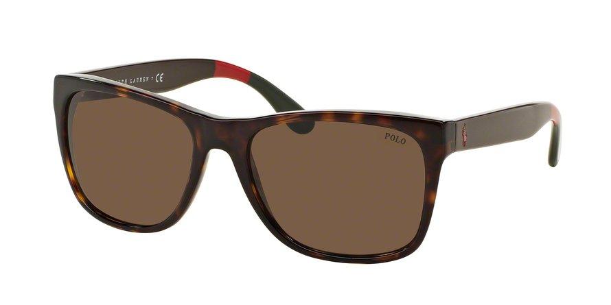 Polo 0PH4106 Havana Sunglasses