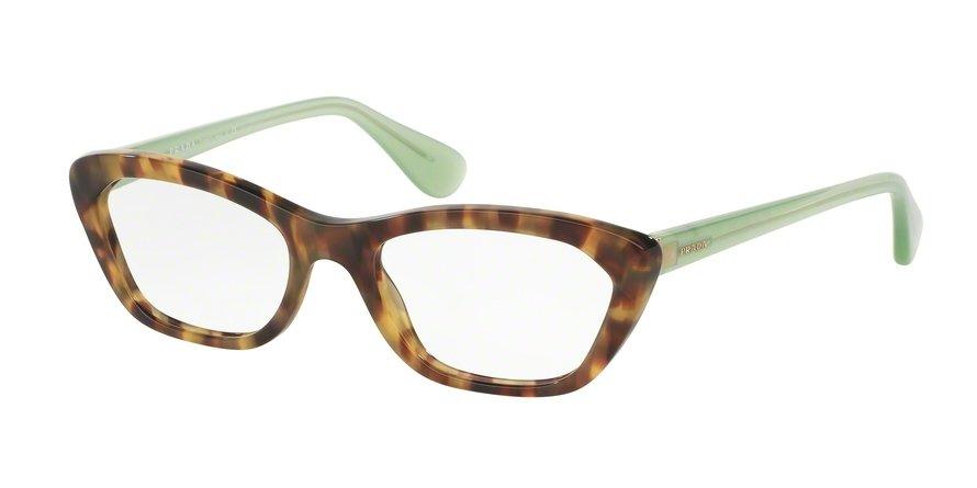 Prada 0PR 03QV Green Eyeglasses