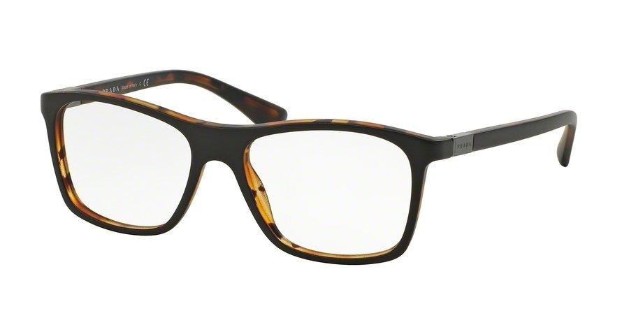 Prada 0PR 05SV Brown Eyeglasses