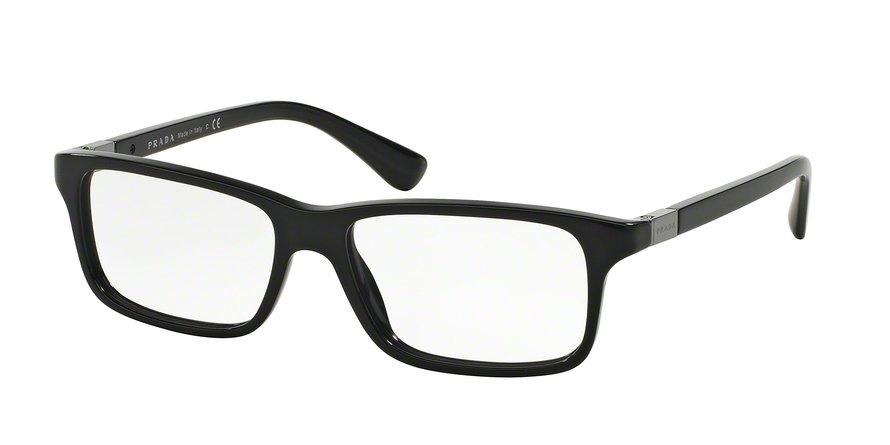 Prada 0PR 06SV Black Eyeglasses