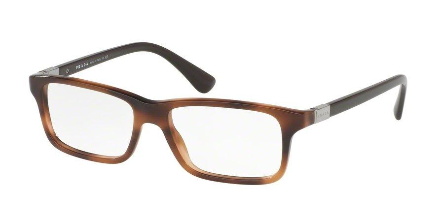 Prada 0PR 06SV Brown Eyeglasses