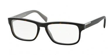 Prada 0PR 07PV Havana Eyeglasses