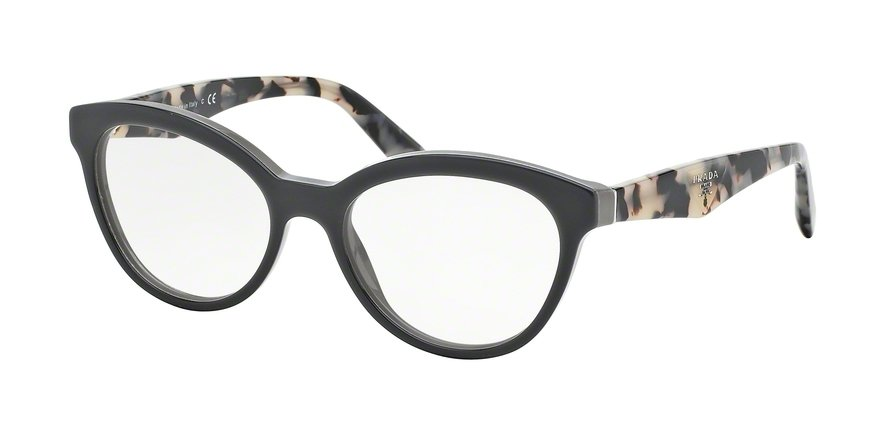Prada 0PR 11RV Grey Eyeglasses