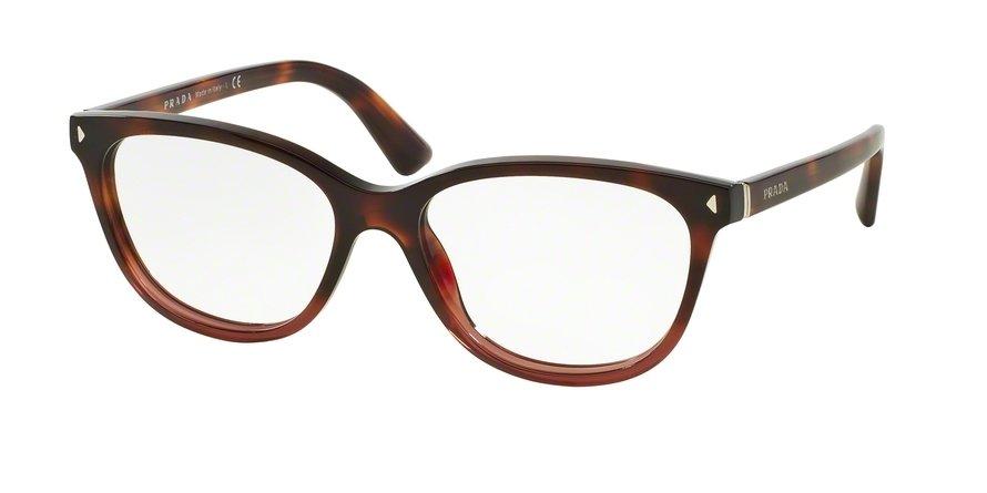 Prada 0PR 14RV Red Eyeglasses