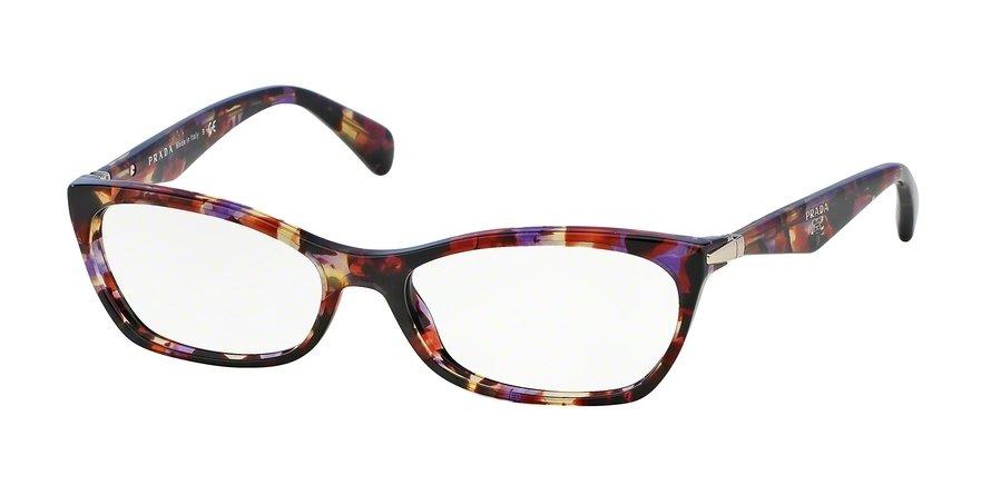 Prada 0PR 15PV Violet Eyeglasses