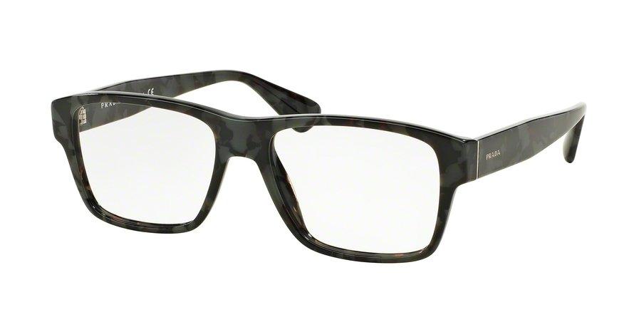 Prada 0PR 17SVF Green Eyeglasses