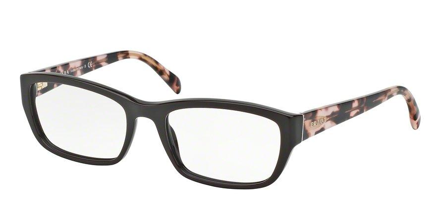 Prada 0PR 18OV Brown Eyeglasses