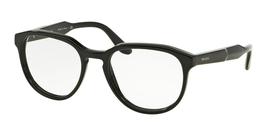 Prada 0PR 18SV Black Eyeglasses