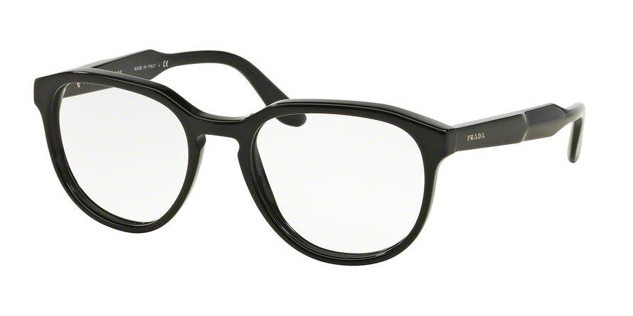 Prada 0PR 18SVF Black Eyeglasses