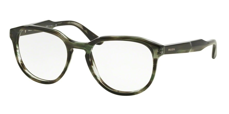 Prada 0PR 18SVF Green Eyeglasses