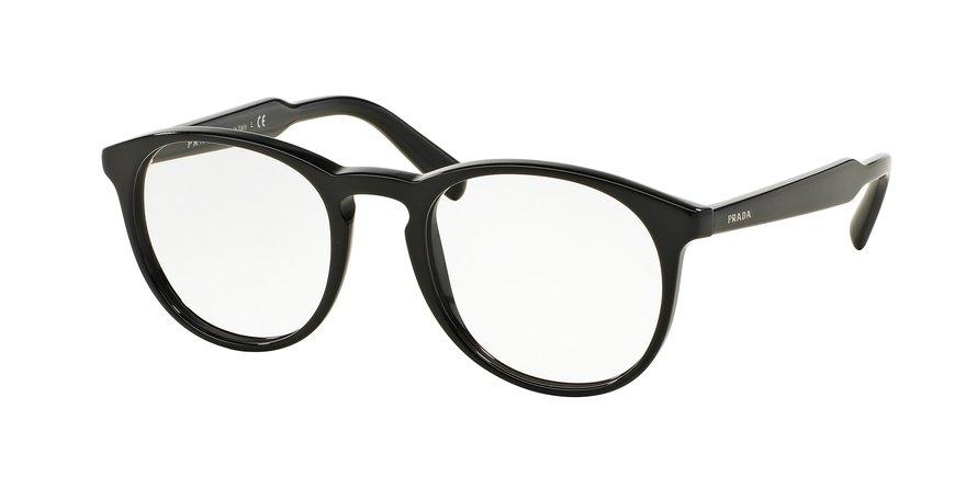Prada 0PR 19SV Black Eyeglasses