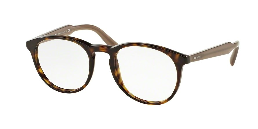 Prada 0PR 19SV Havana Eyeglasses