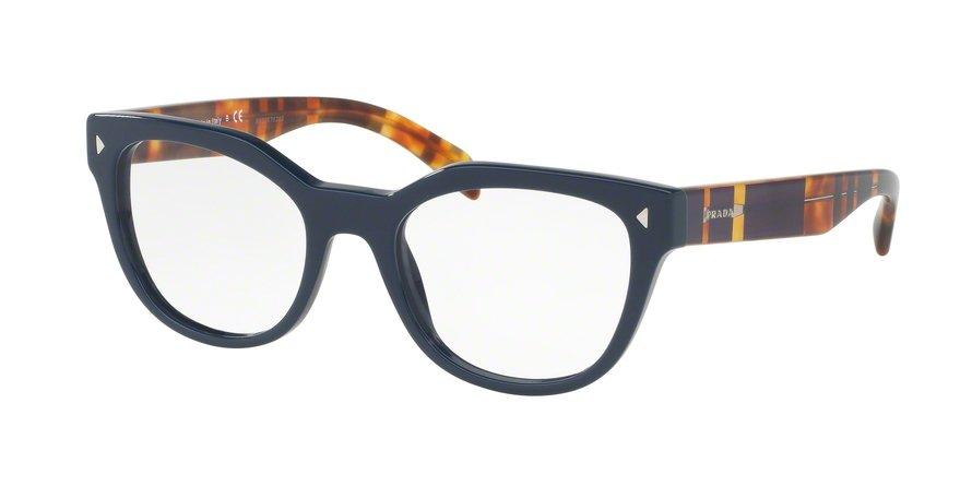 Prada 0PR 21SV Blue Eyeglasses