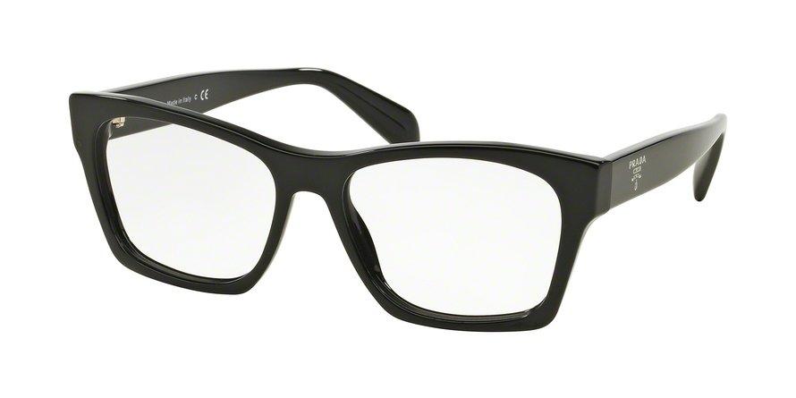 Prada 0PR 22SVF Black Eyeglasses