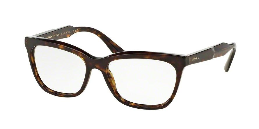 Prada 0PR 24SV Havana Eyeglasses