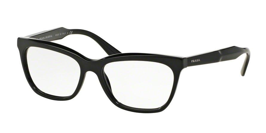 Prada 0PR 24SVF Black Eyeglasses