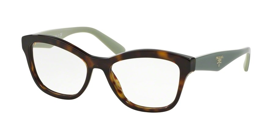 Prada 0PR 29RV Havana Eyeglasses