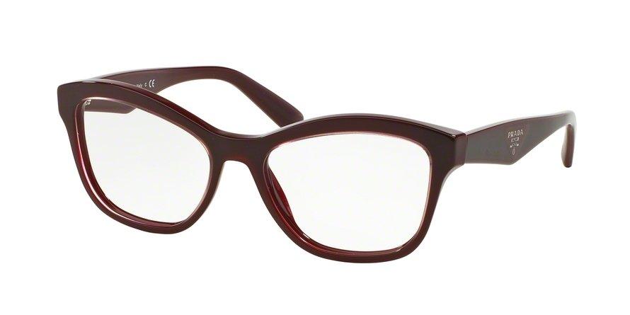 Prada 0PR 29RV Bordeaux Eyeglasses