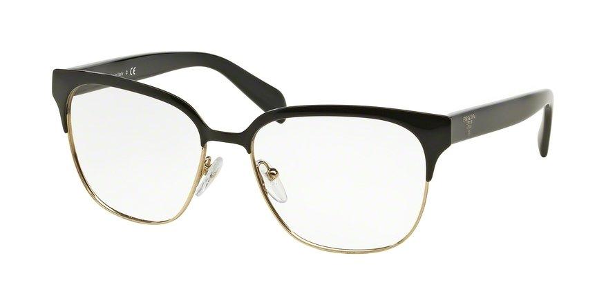 Prada 0PR 54SV Black Eyeglasses