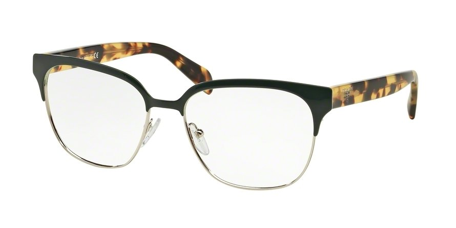 Prada 0PR 54SV Green Eyeglasses