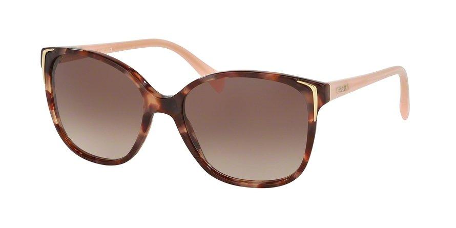 Prada 0PR 01OS Pink Sunglasses