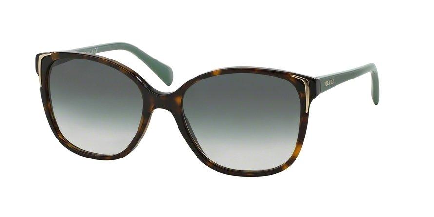Prada 0PR 01OSA Havana Sunglasses