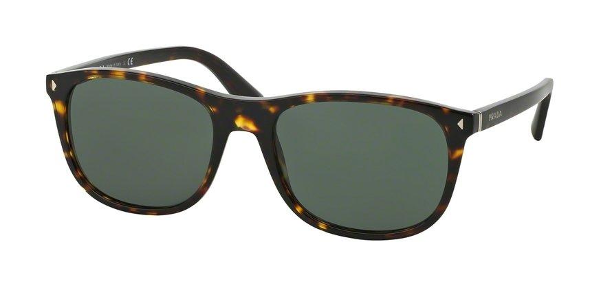 Prada 0PR 01RS Havana Sunglasses
