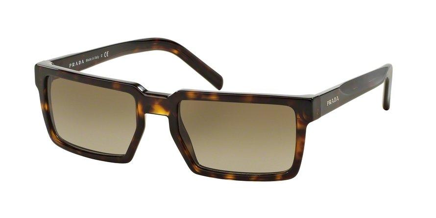 Prada 0PR 03SSF Havana Sunglasses