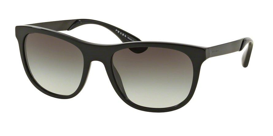 Prada 0PR 04SS Black Sunglasses