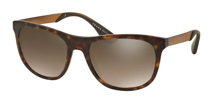 Prada 0PR 04SSF Havana Sunglasses