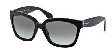 Prada 0PR 07PS Black Sunglasses