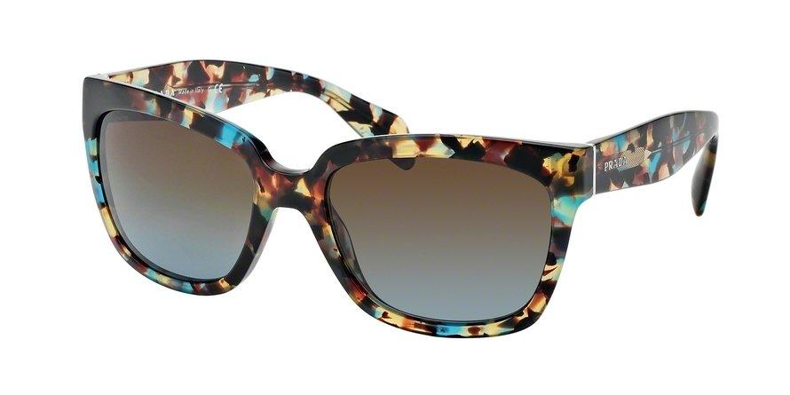 Prada 0PR 07PS Brown Sunglasses
