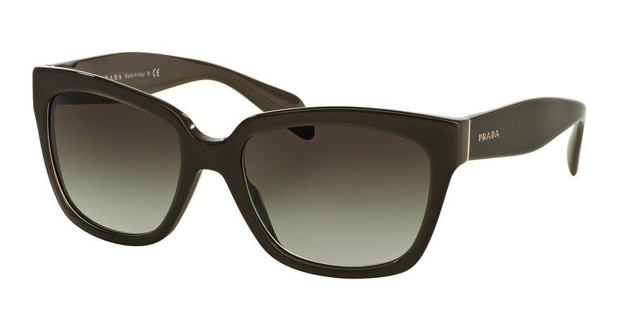 Prada 0PR 07PS OPAL BROWN ON BROWN Sunglasses