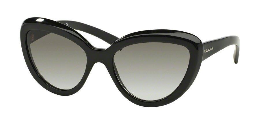 Prada 0PR 08RS Black Sunglasses