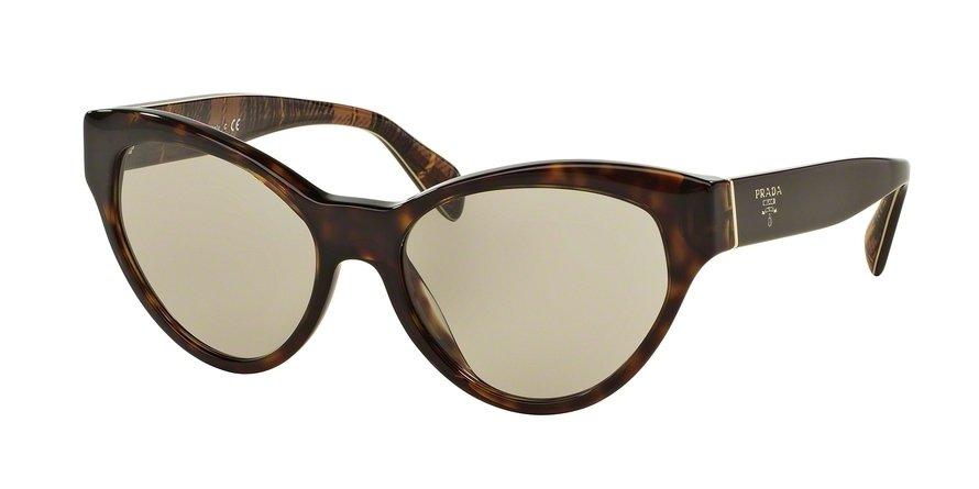 Prada 0PR 08SS Havana Sunglasses