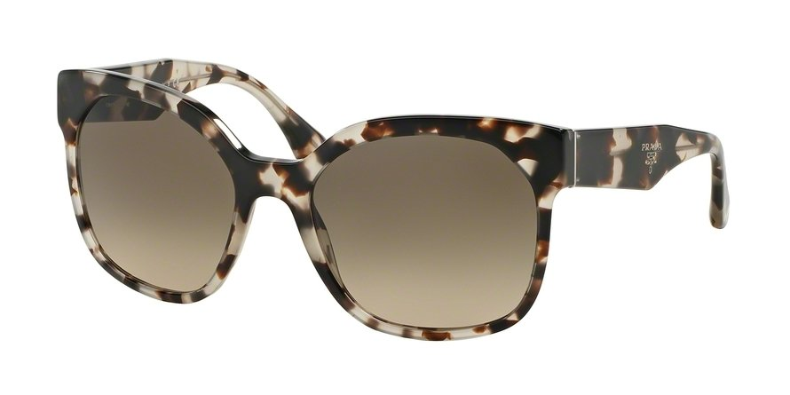 Prada 0PR 10RSF Brown Sunglasses