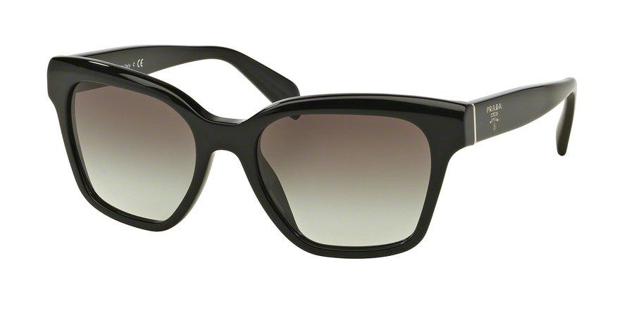 Prada 0PR 11SS Black Sunglasses