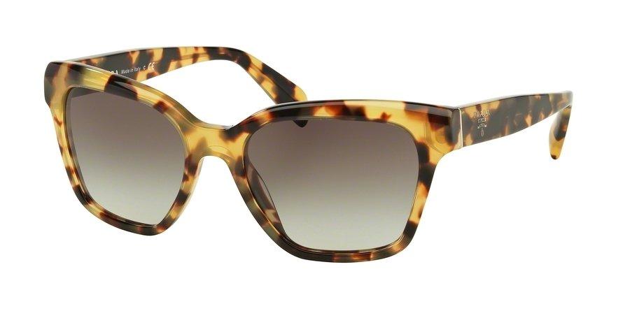 Prada 0PR 11SS Havana Sunglasses