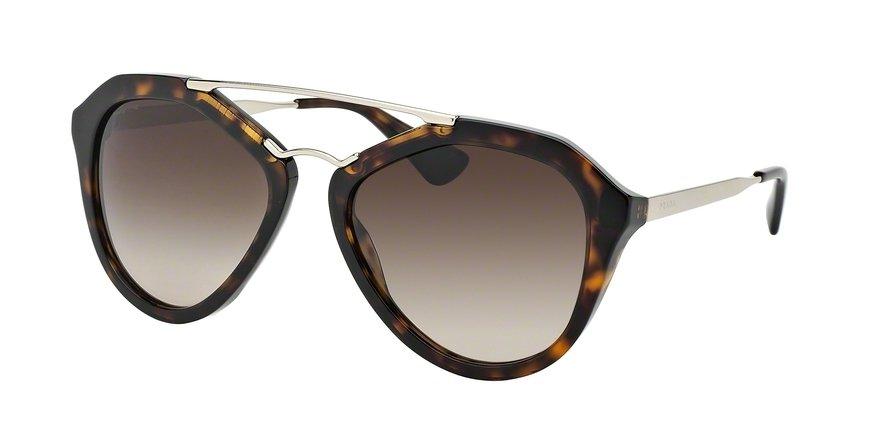Prada 0PR 12QS Havana Sunglasses
