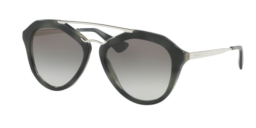 Prada 0PR 12QS Grey Sunglasses