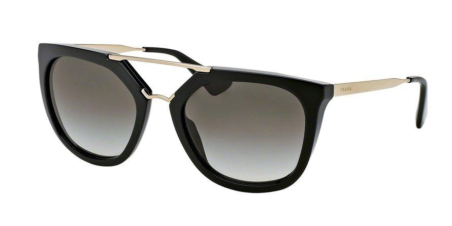 Prada 0PR 13QS Black Sunglasses