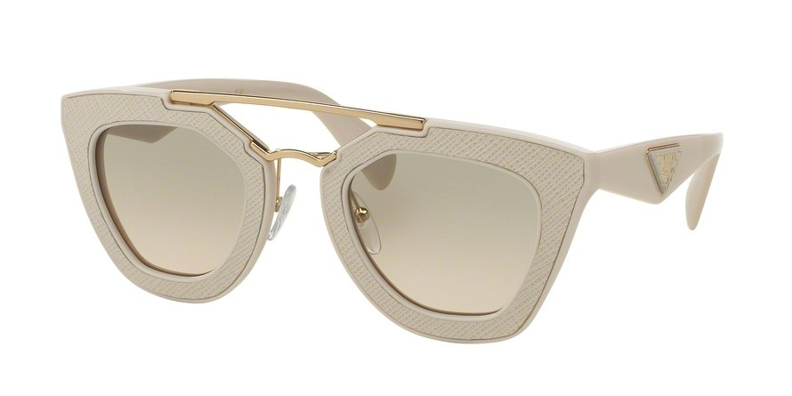 Prada 0PR 14SS Ivory Sunglasses