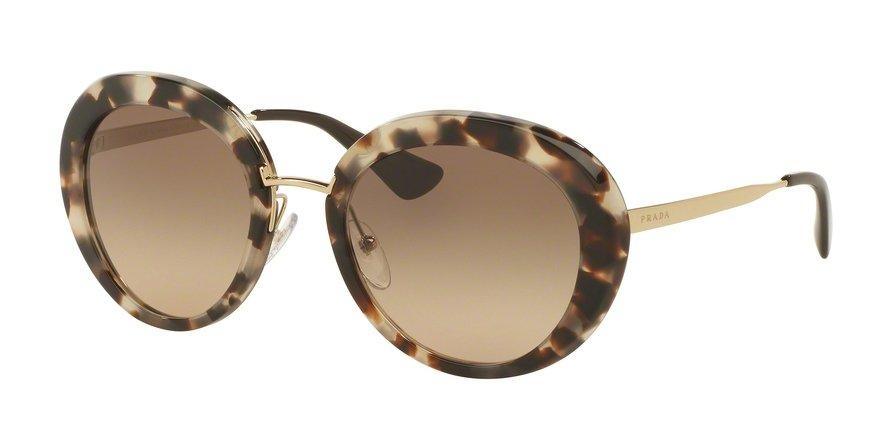 Prada 0PR 16QS Brown Sunglasses