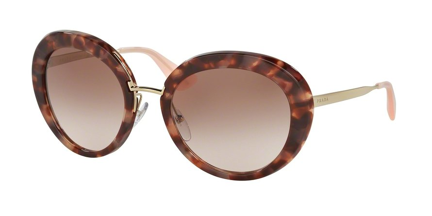 Prada 0PR 16QS Pink Sunglasses