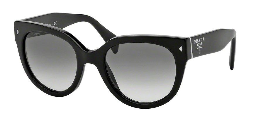Prada 0PR 17OS Black Sunglasses