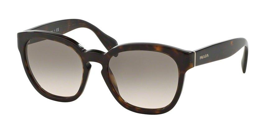 Prada 0PR 17RS Havana Sunglasses