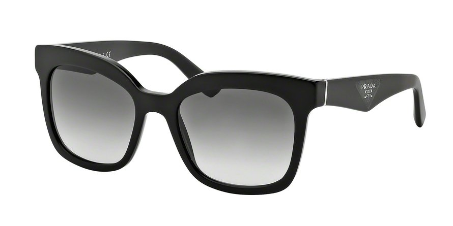Prada 0PR 24QS Black Sunglasses